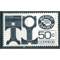 Sc 1167 Año 1979 Exporta 2 Serie .50c Partes Automotrices