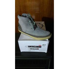 Zapatos Hombre Americanino Modelo Pernik Precio Conversable