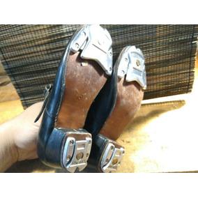 Zapatos Para Bailar Tap Para Niña Herrajes Metálicos Mexican