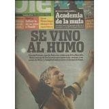 Diario Ole 2008 Abril 20 Boca Palermo Se Vino El Humo