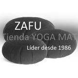 Zafu Meditacion 28cm - Almohadon Tradicional Zazen Y Yoga Om