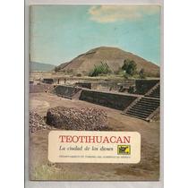 Revista Guión Teatro Teotihuacán Ciudad De Los Dioses Novo