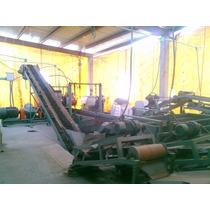 Línea De Reciclaje De Llantas En Mex Df Caucho Acero Nailon