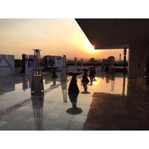 Renta Calentadores Piramide Patio Jardin Mobiliario Eventos
