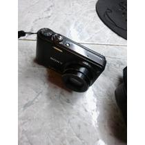 Camara Sony H55 De 14 Megapixels Con Estuche