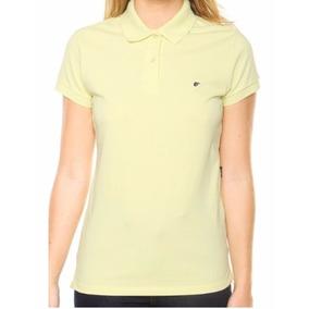 Camisa Polo Ellus Feminina