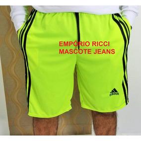 Kit 20 Shorts Masculino Esportivo