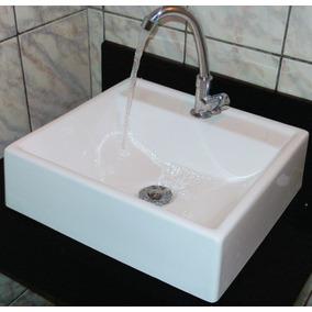 Cuba Sobrepor Para Banheiro Quadrada