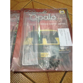 Coleção Chevrolet Opala Ss Volume 24