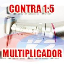 Contra Angulo Multiplicador Led 1:5 - Ti Max 95 +brinde