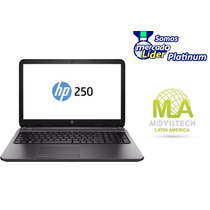 Computadora Laptop Hp 15.6 500gb 4gb Ram I3