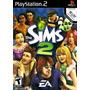 Jogo Patch The Sims 2 Play2 Ps 2 Playstation 2 Play 2 Pstwo