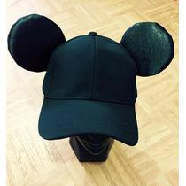 Gorra Mickey Mouse Mimi Con Orejas Personalizada Fiestas