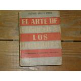 Gustavo Adolfo Otero El Arte De Conocer A Los Hombres