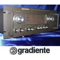 Quadro 20x30+ Foto Digital Amplificador Gradiente Model A-1.