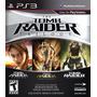 Tomb Raider Trilogy ( Nuevo Sellado ) - Play Station 3