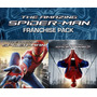 Ps3 The Amazing Spiderman 1 + 2 + Dlcs A Pronta Entrega
