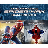 Ps3 The Amazing Spiderman 1 + 2 + Dlcs A Pronta Entrega