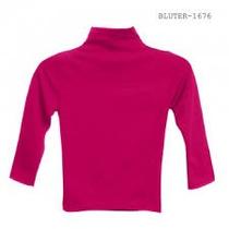 Blusa Cuello Alto Termica Niña Lote 12 Piezas Envio Gratis