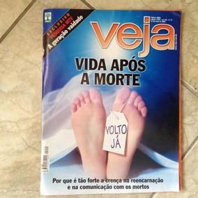 Revista Veja 1904 11.6.2005 Vida Após A Morte