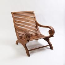 Cadeira Liz Madeira Demolição Churrasqueira Varanda Piscina