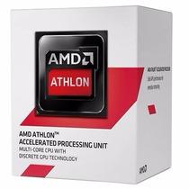 Processador Amd Athlon 5350 Quad Core, Cache 2mb, 2.05ghz