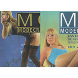 Clippings . Modecraft . Panty . Publicidad De Revistas .