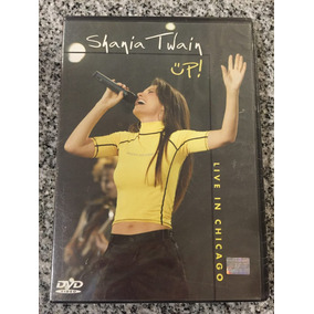 Dvd Shania Twain Up Live In Chicago