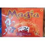 Juego De Magia 100 Trucos - Kit Con Libro Y Accesorios