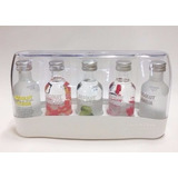 Absolut Vodka Saborizado Miniaturas Pack Sueco