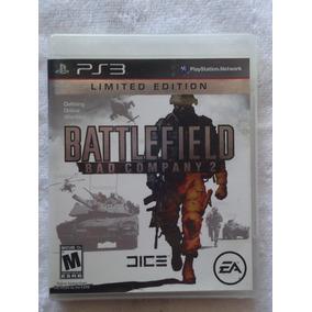 Battlefield Bad Company 2 Limited Edition Ps3 Midia Fisica
