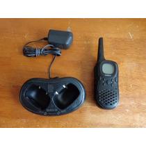Base De Carga Y Eliminador Uniden Para Radio Cb Walkietalkie