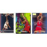 Combo 3 Barajitas Juwam Howard # 4 Basketball