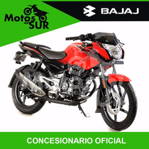Bajaj Rouser 135 0km - 2016 Financiacion Motos Del Sur