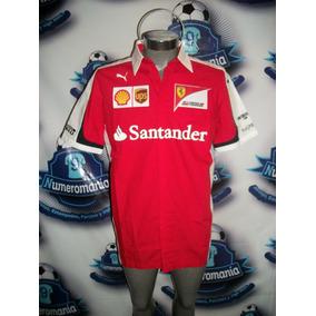 Camisa Oficial Original Puma Escuderia Ferrari Formula 1 016
