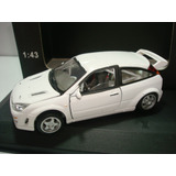 Ford Focus Rs 1/43 Carmodels Bellisimo Modelo Sportivo!
