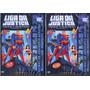 Dvd Dc Lote C/ Liga Da Justiça Sem Limites 2ª Temporada Orig