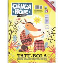 Livro Tatu Bola O Mascote Da Copa + Brinde