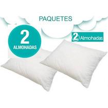 2 Almohadas Sognare Estándar Original Con Envío Gratis.