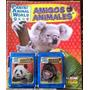 Combo Album Y 29 Sobres De Amigos Animales