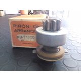 Impulsor (bendix) Arranque Fiat 125/1600 Garef