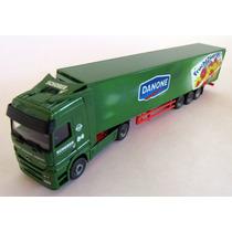 Camion Actros Con Semirremolque - Wiking - Ho 1:87 - C/caja