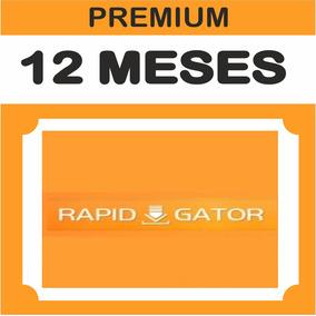 Cuentas Premium Rapidgator 365 Dias - 12 Meses - 1 Año