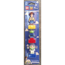 Lego Toy Story Buzz Lightyear, Woody, Marciano