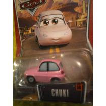 Hotweels Mattel Cars Chuki Mini Van 1a. Edición Muy Escaso