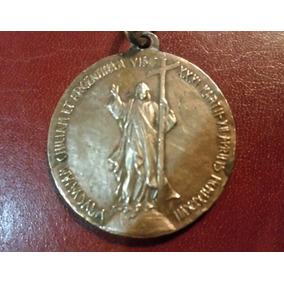 Medalla Antigua Con Juan Pablo Ii