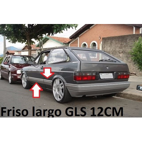 Kit Friso Gls Gol Saveiro Voyage 85/97+ 12m Filete Colorido