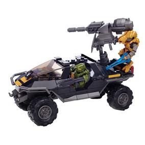 Halo Ataque Gausshog De Unsc 220 Piezas Mattel Cng66