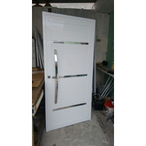Porta Pivotante De Aluminio 2100x90 Ou Sob Medida
