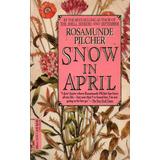 564. Snow In April.rosamunde Pilcher.(en Inglés).best Seller